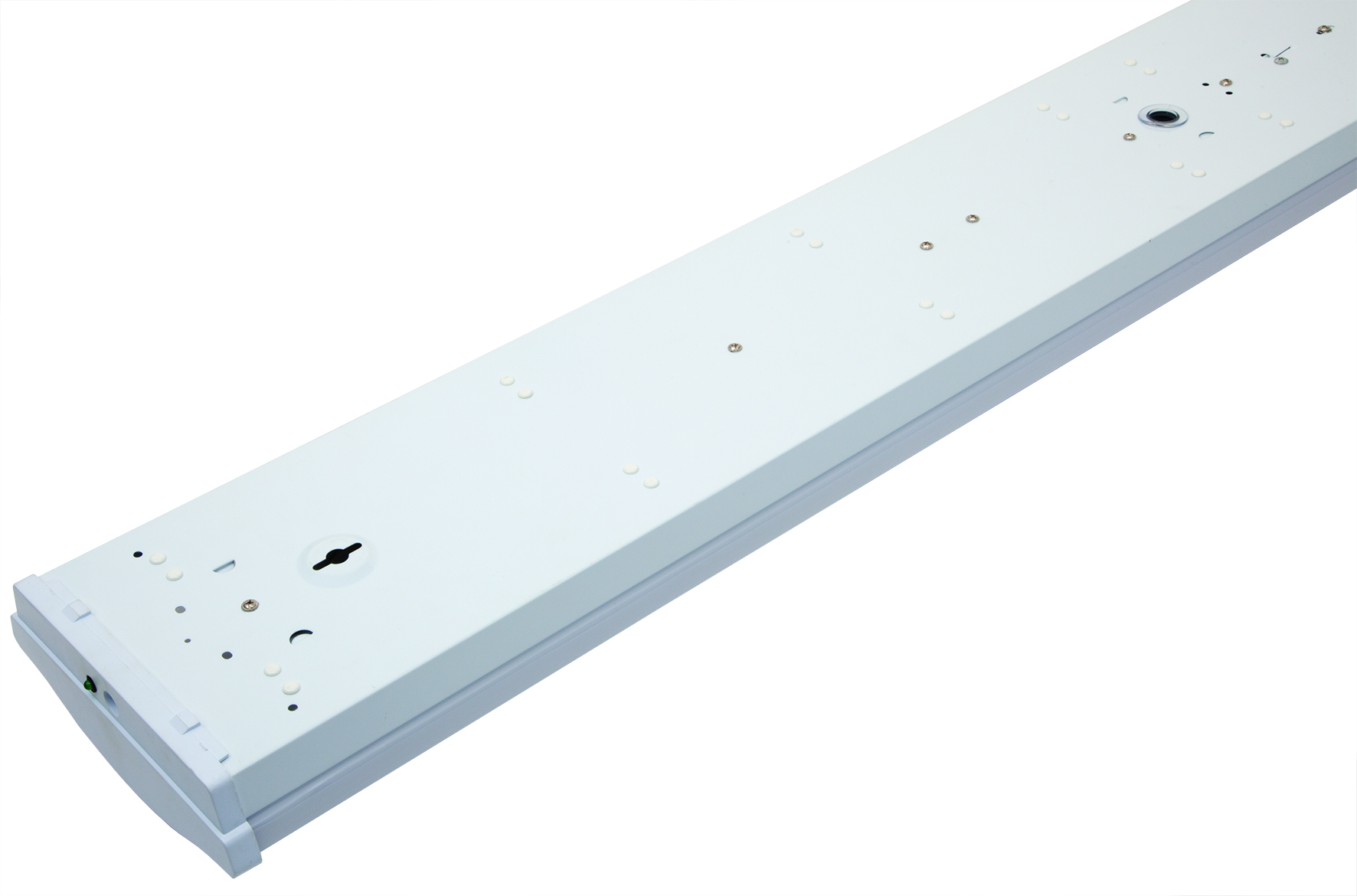 REELTECH curved linear LED strip light rear dali dimmable emergency 0 10v wireless lighting control
