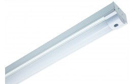 REELTECH LED batten strip light dali dimmable emergency 0 10v wireless lighting control