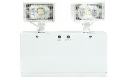 REELTECH LED Emergency twin spot