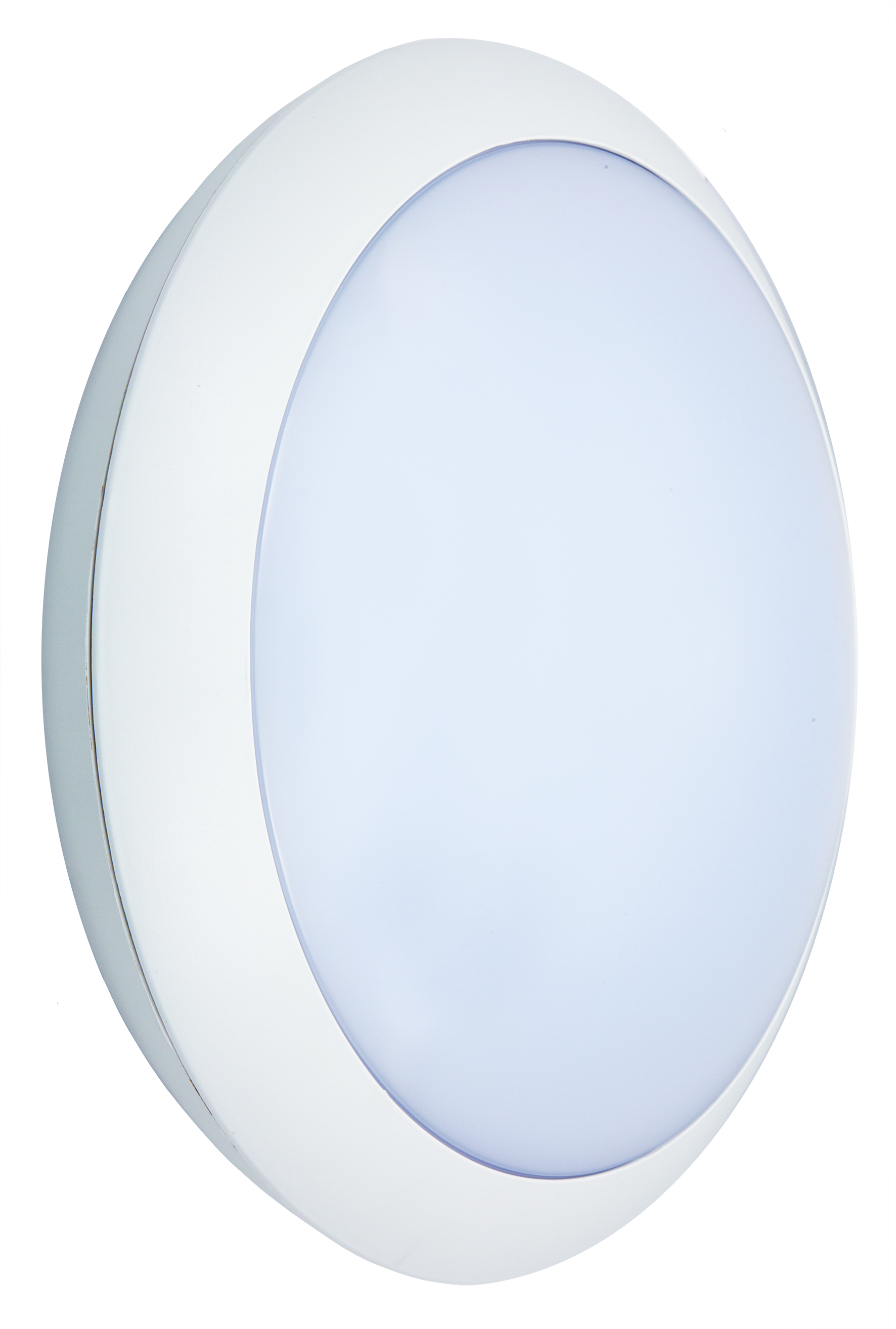 REELTECH LED IP54 Slim Round Bulkhead