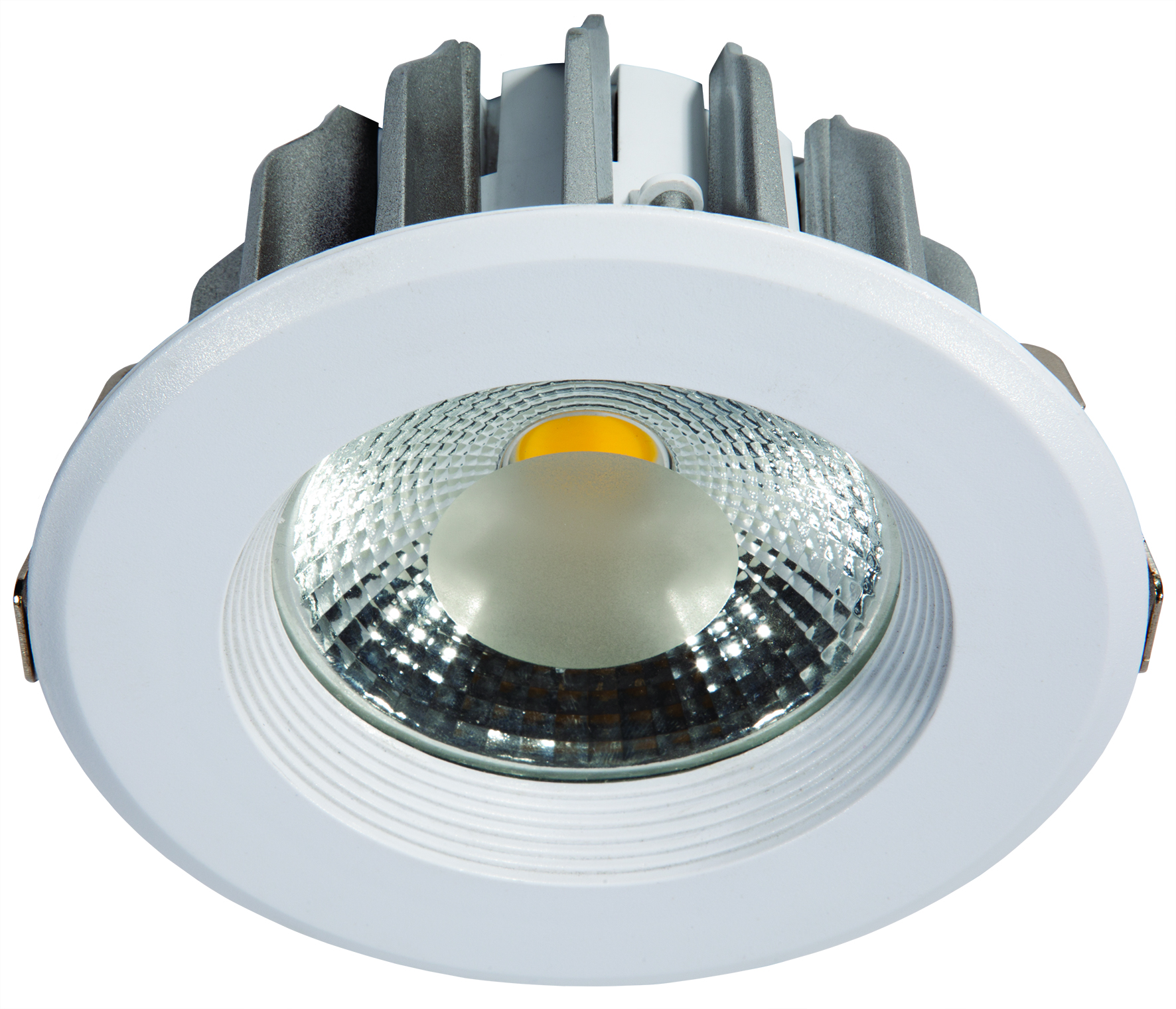 REELTECH medium recessed LED downlight light dali dimmable emergency 0 10v wireless lighting control